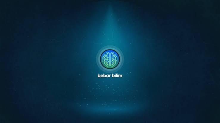 bebar bilim youtube kanalı logo