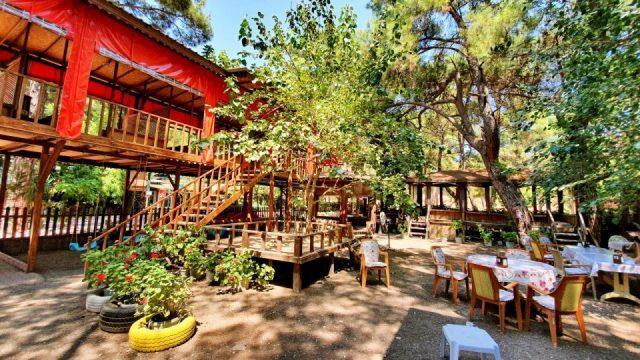 Çakırlar serpme kahvaltı Sedir Gözleme Antalya