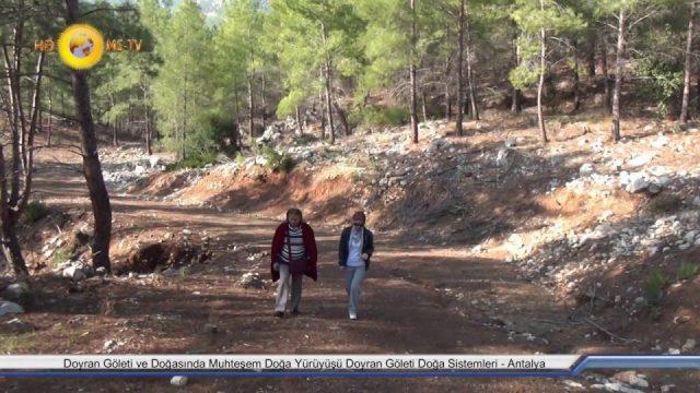 Doyran Göleti nerededir ? Antalya Doğal Güzellikleri