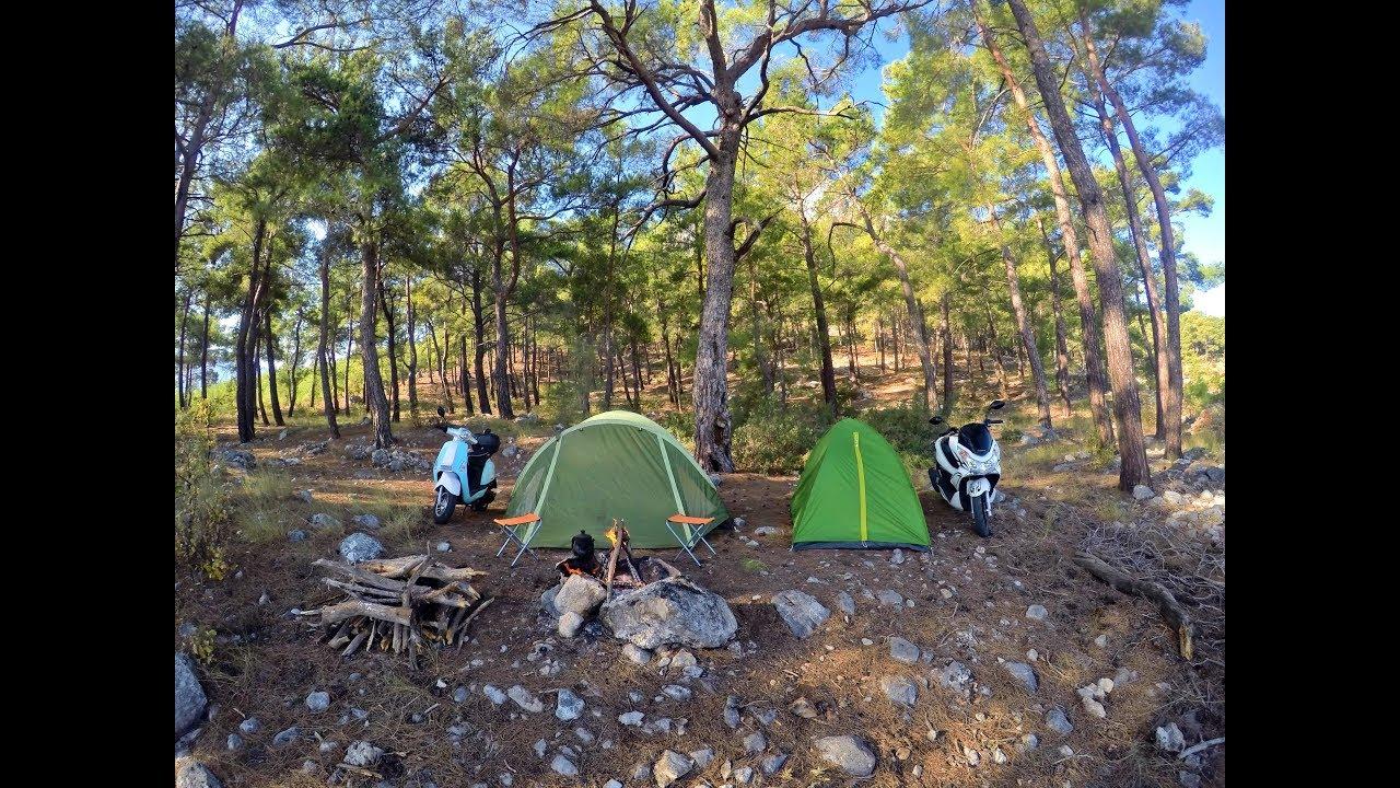 En Güzel Kamp Yerleri / Akdeniz Bölgesinde Kamp Yapacak Yerler / Sivridağ Milli Parkı