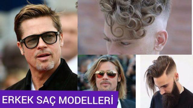 Erkek Saç Modelleri - Kısa Uzun Düz Dalgalı Kıvırcık Tüm Saç Modelleri Arşiv