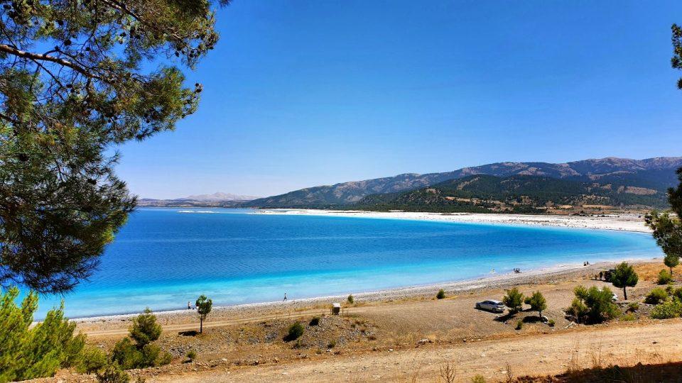göl manzaraları salda gölü plajlar yeşilova burdur_2