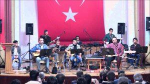 Grup ORHUN & Ali Aksoy - GERİLLA TÜRKÜSÜ