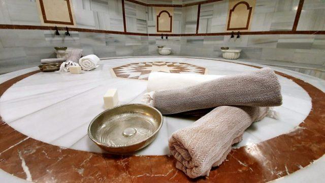 hamam sauna masaj köpük tuz buhar odası spa blue garden hotel konyaaltı antalya_29