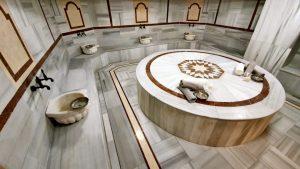 Antalya Masaj Salonları Hamam Sauna Blue Garden Hotel Konyaaltı