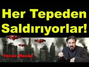 Her Tepeden Saldırıyorlar! Kuran'da Yecüc Mecüc kıssası
