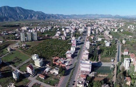Antalya Döşemealtı İlçesi