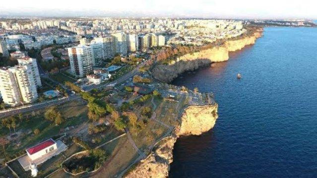 Antalya Muratpaşa İlçesi