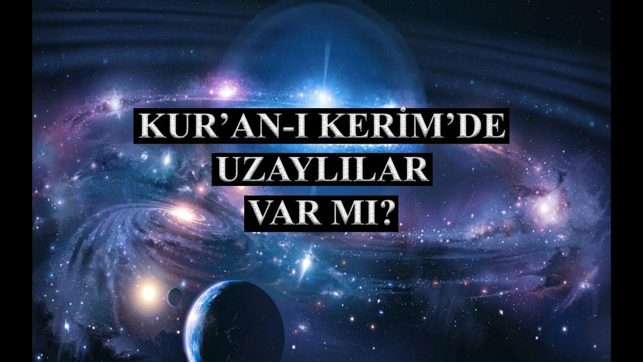 Kur'an'da Uzaylılar Var mı?