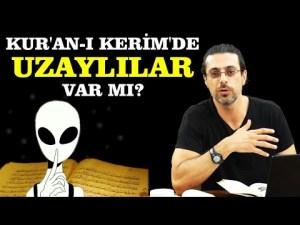 Kuran'da Uzaylılar Var mı? | Hamza Yardımcıoğlu