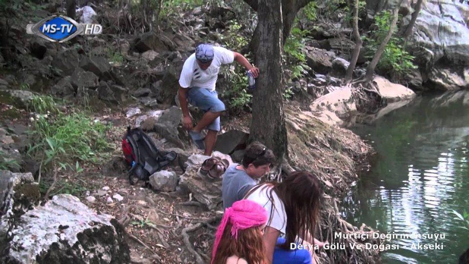 Murtiçi Değirmensuyu Derya Gölü Ve Doğası – Akseki
