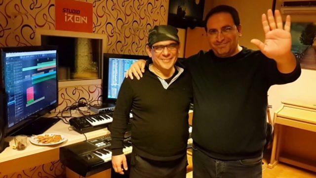 Sana Geldim Stüdyo Çalışması - Stüdyo IRon Erkan Atilla Demirdöğen & Ali Aksoy