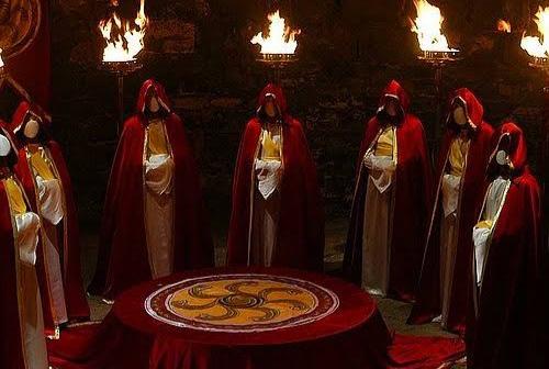 Tapınak şövalyeleri hala var mı ? Tapınak şövalyeleri belgeseli