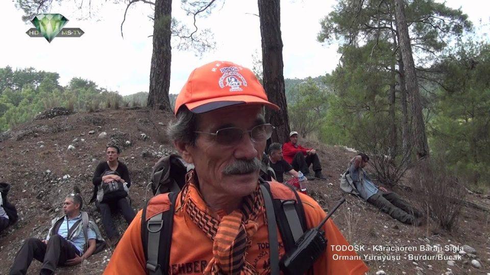 TODOSK – Karacaören Barajı Sığla Ormanı Yürüyüşü – Burdur/Bucak