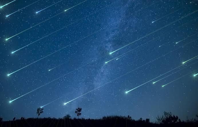 Dünyaya bir meteor göktaşı çarpacak olsa – uzay evren yıldız kayması 7