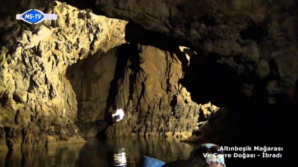 Altın Beşik Mağarası nerededir ? Altınbeşik mağarasına nasıl gidilir ?