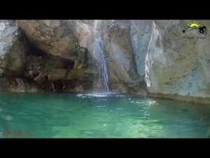 Çandır Kanyonu Nerededir ? Gizli Şelale Çandır Kanyonu