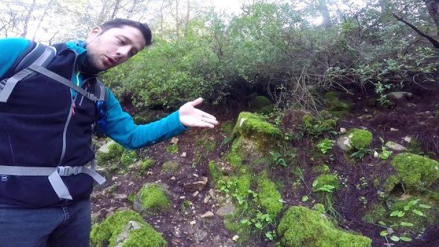 Antalya Ulupınar Yanartaş Arası Yürüyüş Trekking