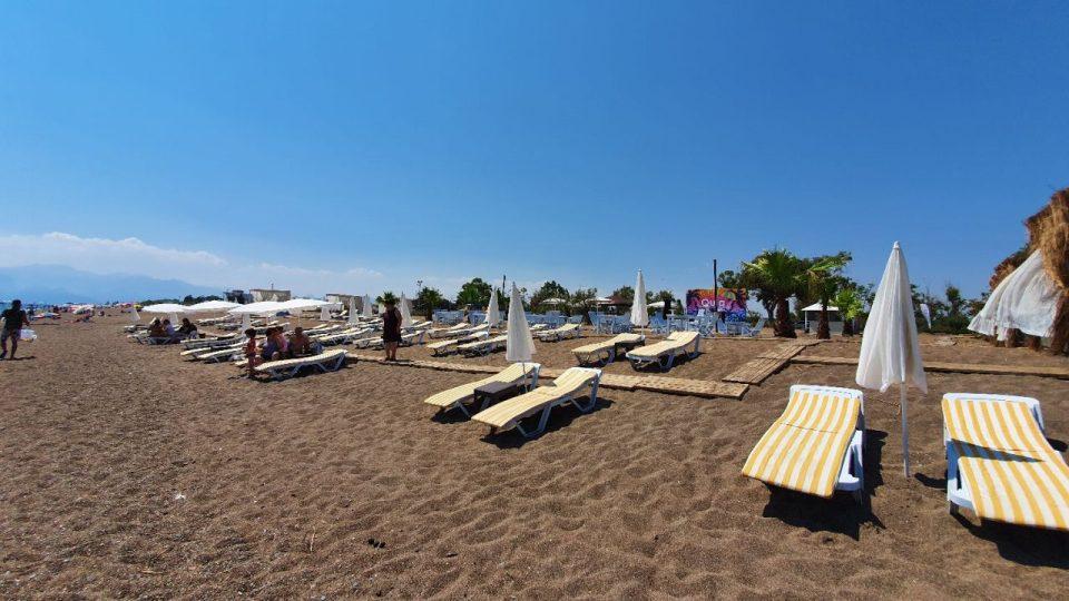 qula beach club restaurant lara plajları antalya 12