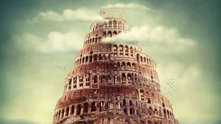babil kulesi nedir kim kurmuş kim yıkmıştır sümerler babylon tower of babel 2