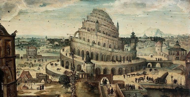 babil kulesi nedir kim kurmuş kim yıkmıştır sümerler babylon tower of babel 4