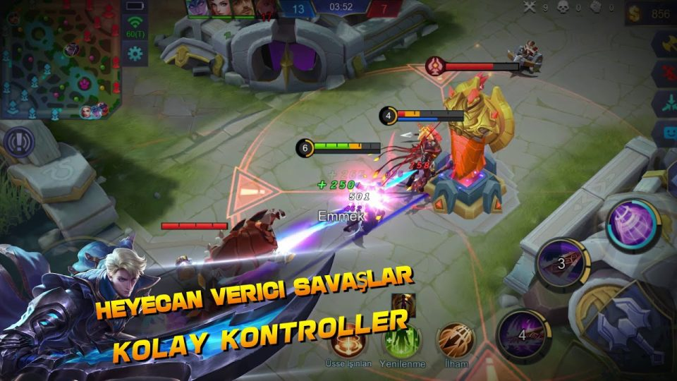 Mobile Legends: Bang Bang – Savaş Oyunu