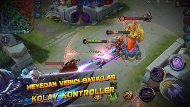 Mobile Legends: Bang Bang - Savaş Oyunu