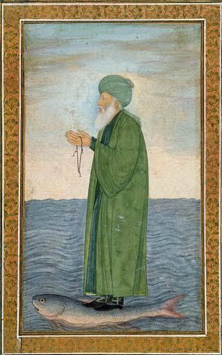 ya hızır semahı – hızır aleyhisselam kimdir yeşil adam green man balık burcu xızır ilyas 4
