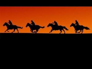 Zodyak ve Astrolojide Mahşerin Dört Atlısı Ne Anlama Gelir ?
