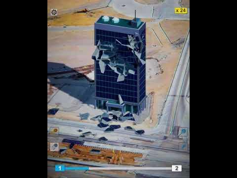 Demolish – Bina Yıkma ve Atış Yapma Oyunu
