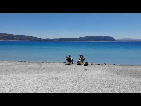 Salda Gölü Doğanbaba Plajı Burdur Yeşilova
