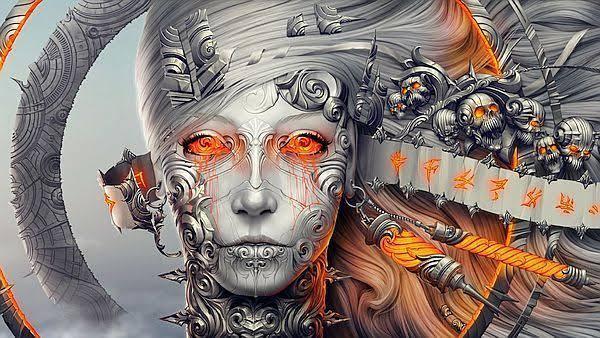 Singularity Çağında Ahir Zaman Tanrısı Tekillik Transhümanizm Firavun DInler Zodyak 2