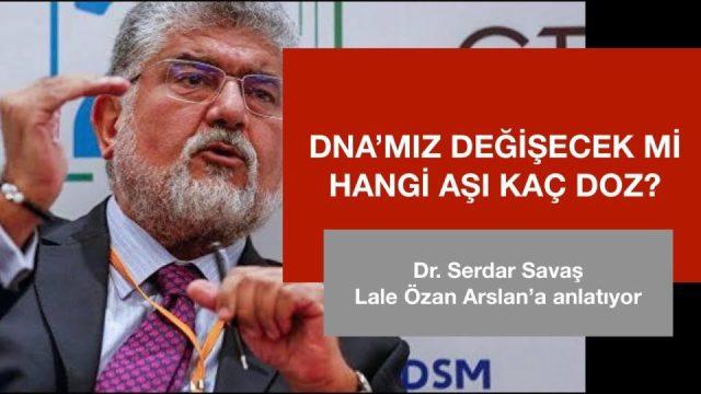 Dr. Serdar Savaş: Sinovac aşısı olan herkes 2 doz Biontec aşısı olmalıdır ! - Bu videoyu mutlaka izleyin