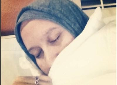 Alhamdulillah bisa nebeng istirahat :)