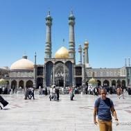 Santuario di Fatima Masumeh, Qom