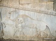 Scalinata del Palazzo dell'Apadana, Persepolis