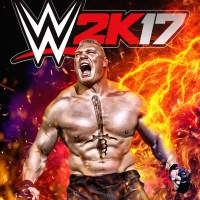 WWE Games And Brock Lesnar Invite You To Suplex City In WWE 2K17