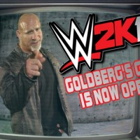 WWE 2K17 Bill Goldberg's Gym Trailer & Bonus Big Show Behind The Scenes Short