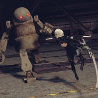 NieR: Automata Demo And New Iconic Weapons Trailer Now Available