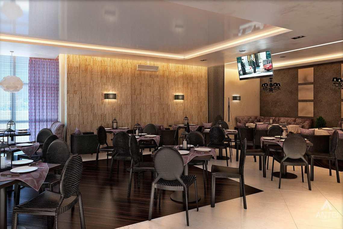 Дизайн интерьера пиццерии в Гомеле - фото №4