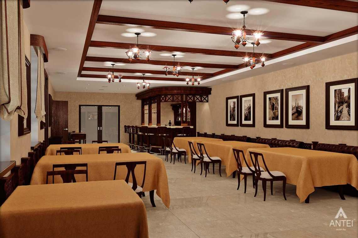 Дизайн интерьера гостиницы в г. Клинцы, Россия - фото №14
