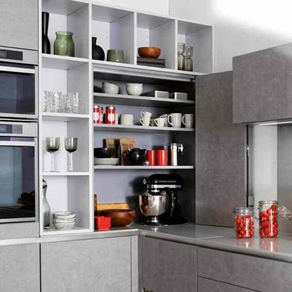 Как использовать угол на кухне – Внутренний угол кухни ...
