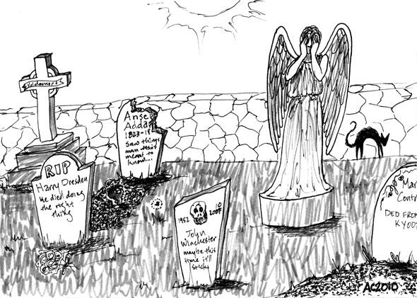 graveyard  u00ab antemortem arts