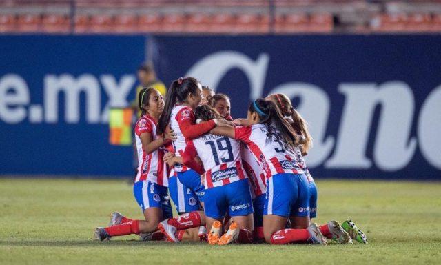 Atlético San Luis Femenil promete! – Antena San Luis