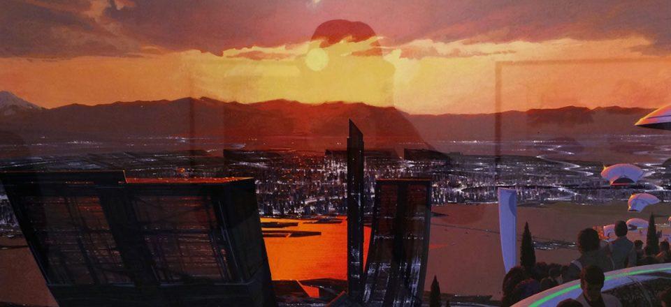 シド・ミード展の画像1