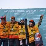 FWT Hakuba Japan 2020 表彰式