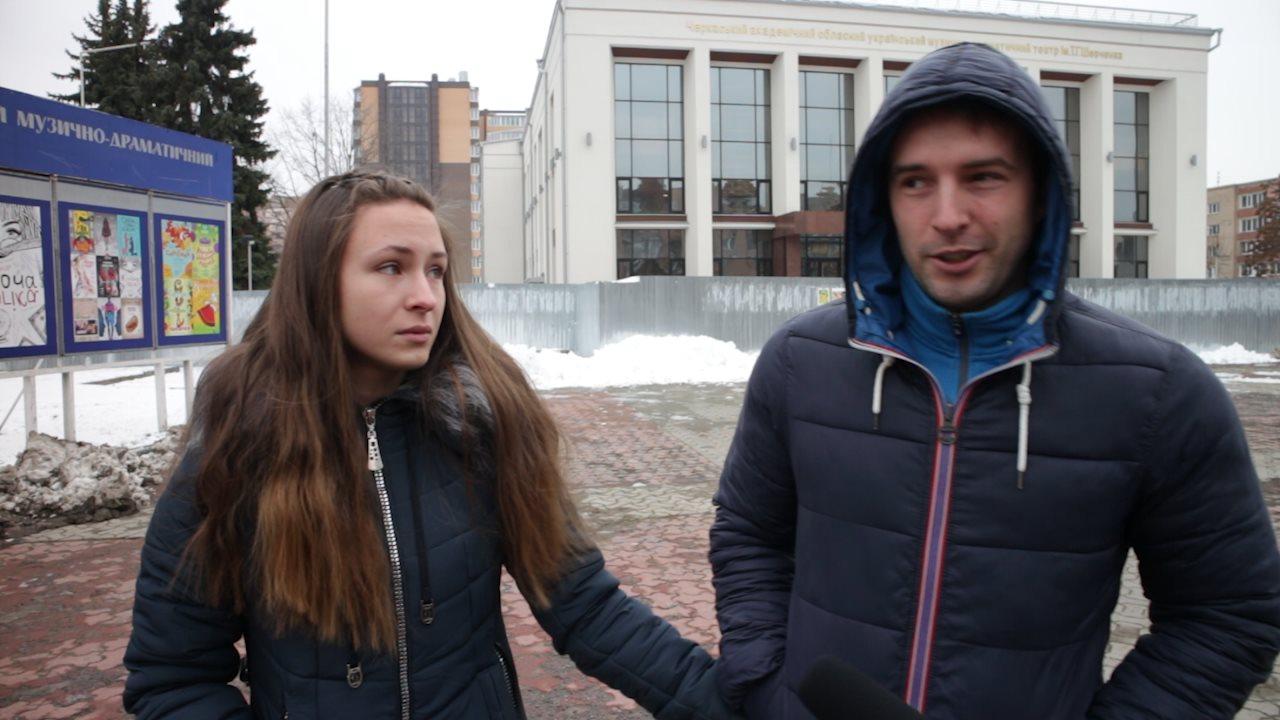 Черкащани не вбачають сенсу в тому, що православне Різдво в Україні можуть об'єднати з католицьким