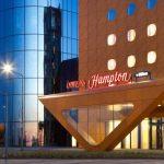 Первый отель Hampton by Hilton открылся в Петербурге