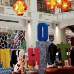 На первом этаже Au Pont Rouge запускается pop-up store