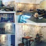 Открылась кофейня Saint Espresso от Кати Бокучавы